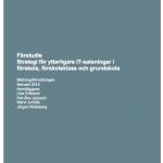 Framsida - Förstudie IT-strategi