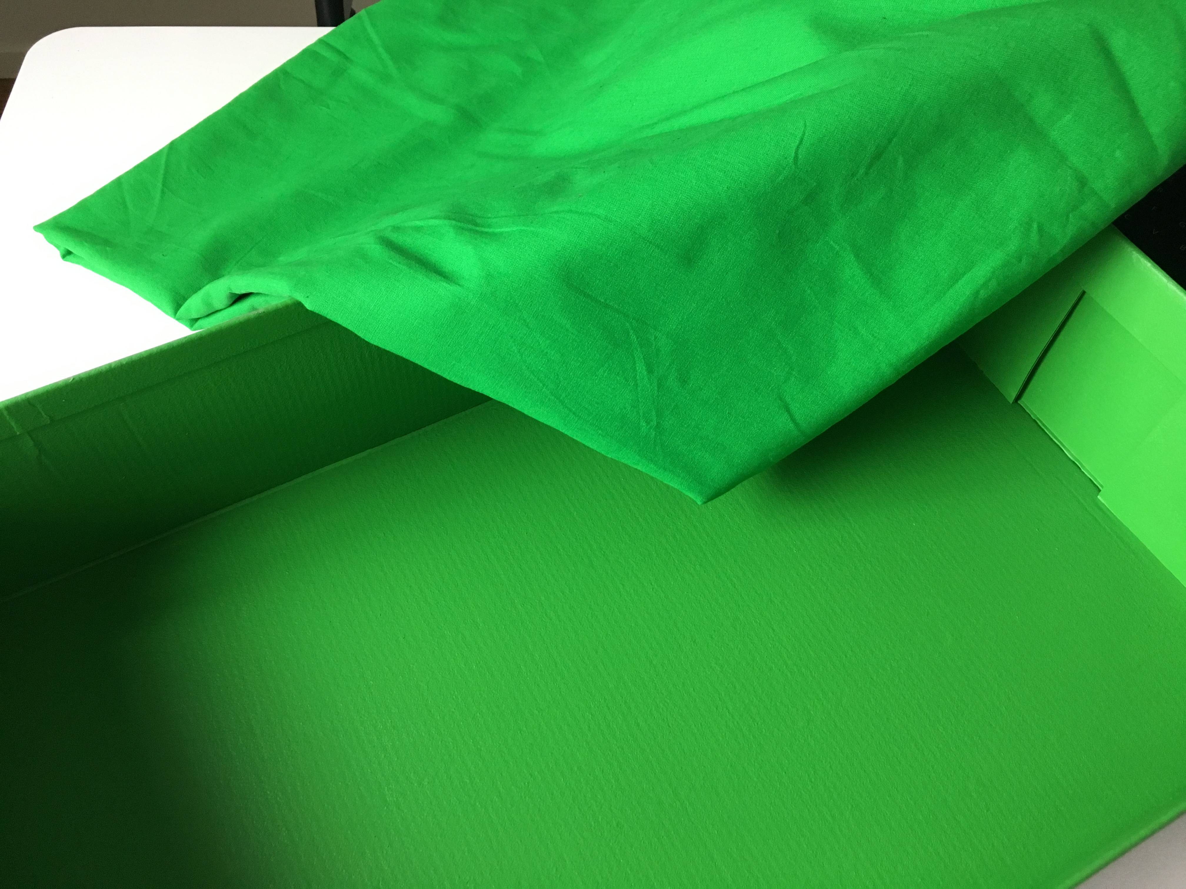 green screen tyg